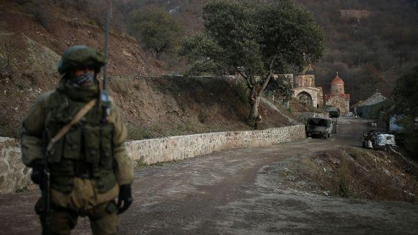 Ρωσία-Αρμενία: Επικοινωνία των υπουργών Εξωτερικών για το Ναγκόρνο Καραμπάχ