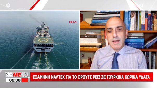 Τουρκία: Navtex για Ορούτς Ρέις στην Αττάλεια- Κλείνει το μάτι στην Ελλάδα για διερευνητικές επαφές