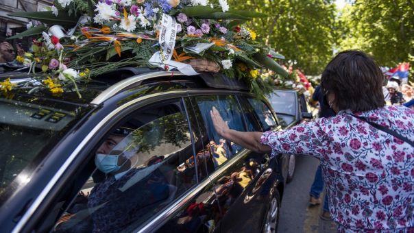 Ουρουγουάη: Τριήμερο εθνικό πένθος για τον πρώην πρόεδρο Ταμπαρέ Βάσκες