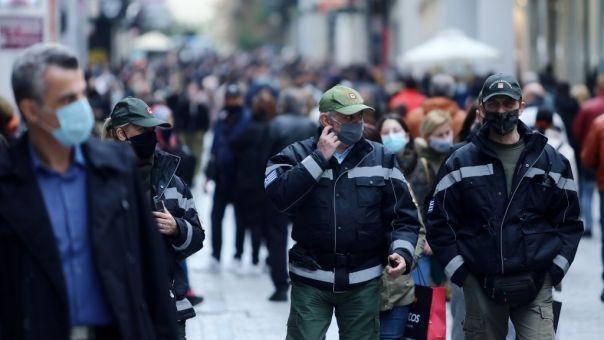 Λοκντάουν: Η Επιτροπή Λοιμωξιολόγων εισηγήθηκε να χαρακτηριστεί «κόκκινη» η Αττική