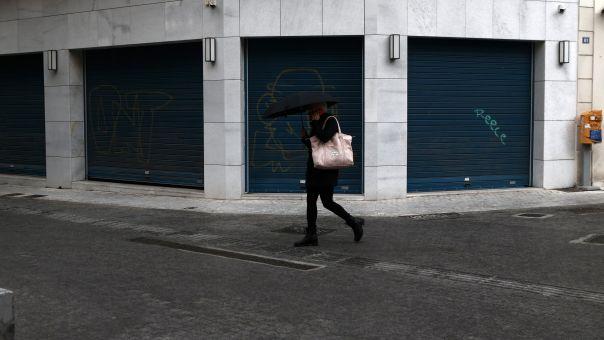 ΕΛΣΤΑΤ: Ετήσια μείωση 12,4% του τζίρου στο λιανεμπόριο το Νοέμβριο με το νέο lockdown