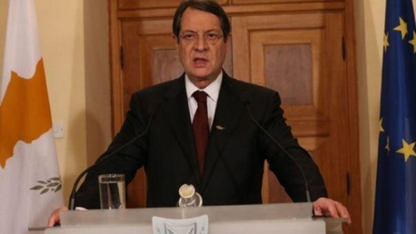 Κύπρος - Διάγγελμα Αναστασιάδη για διαφθορά: Απαντήσεις στις «φήμες και τη λασπολογία»
