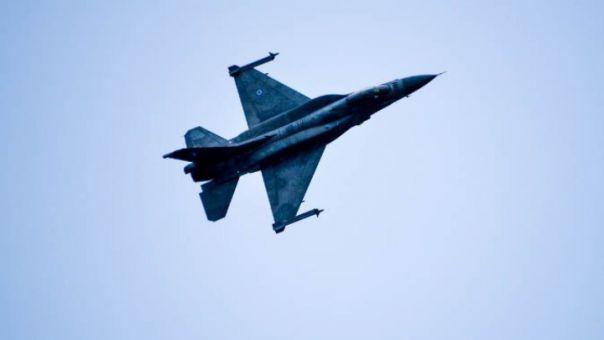 To F16 Viper στους Ελληνικούς Ουρανούς- Με απόλυτη επιτυχία η δοκιμαστική πτήση (pic)