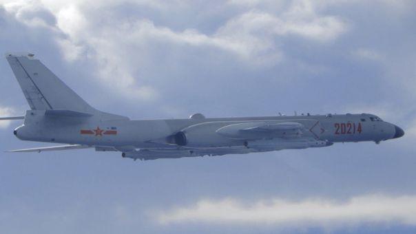 Συναγερμός στην Ταϊβάν με εμφάνιση κινεζικών βομβαρδιστικών και μαχητικών