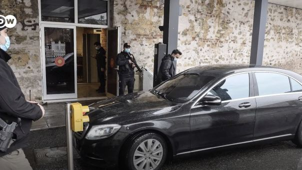 Deutsche Welle: Τι ισχύει με την αστυνόμευση και τα πανεπιστήμια στη Γερμανία (vid)