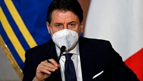 Iταλία: Πιθανή η άμεση παραίτηση του πρωθυπουργού Τζουζέπε Κόντε