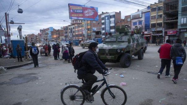 Βολιβία: Νέα περιοριστικά μέτρα στη Λα Πας λόγω covid-19