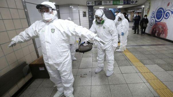 Νότια Κορέα: 401 κρούσματα και 16 νεκροί σε 24 ώρες