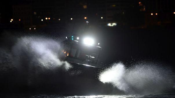 Λευκάδα: Αποκολλήθηκε το φορτηγό πλοίο που είχε προσαράξει