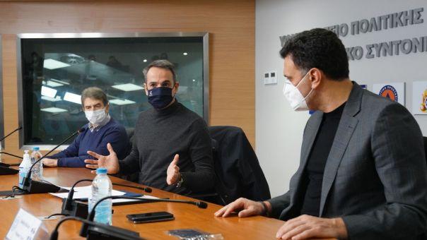 Μητσοτάκης: Ξεκινά η έκδοση ψηφιακού πιστοποιητικού εμβολιασμού - Ελληνική καινοτομία