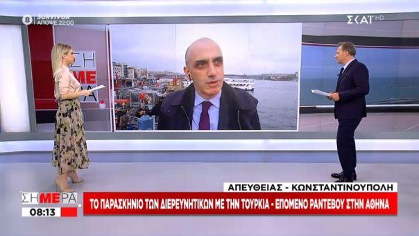 Το παρασκήνιο των διερευνητικών με την Τουρκία – Στην Αθήνα το επόμενο ραντεβού
