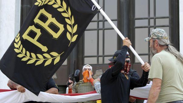Καναδάς: Να χαρακτηριστεί «τρομοκρατική» η οργάνωση Proud Boys