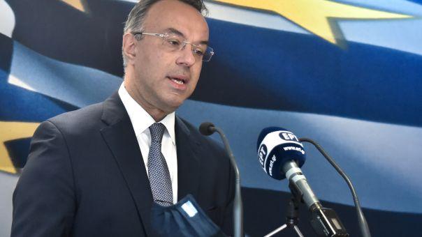 Σταϊκούρας: Πιθανή παράταση στις αναστολές πληρωμών για φορολογικές και ασφαλιστικές υποχρεώσεις