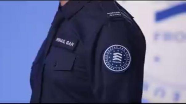 Frontex: Με ελληνική επιγραφή η στολή της (vid)
