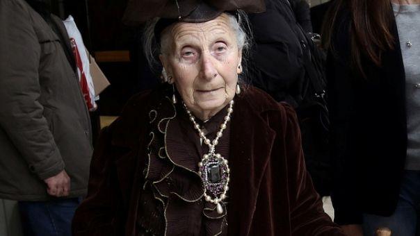 Πέθανε η ηθοποιός και συγγραφέας Τιτίκα Σαριγκούλη