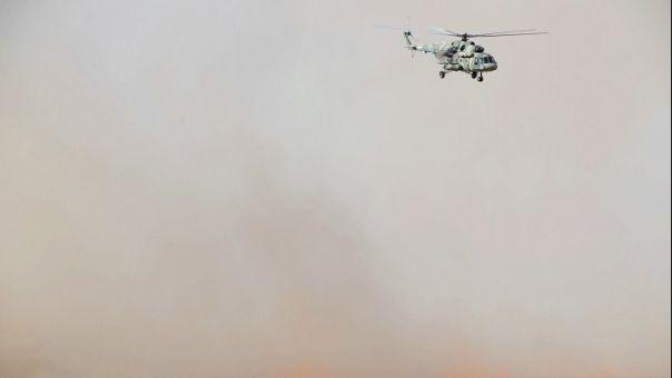 Επείγουσα προσγείωση ρωσικού ελικοπτέρου στη Συρία λόγω τεχνικών προβλημάτων
