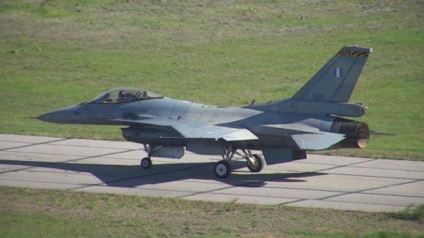 Στις ΗΠΑ για τεστ το πρώτο αναβαθμισμένο σε Viper ελληνικό F-16 της Πολεμικής Αεροπορίας