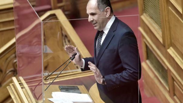 Γεραπετρίτης: Ο ΣΥΡΙΖΑ ή μέρος αυτού, αγκαλιάζει ρητορική μίσους