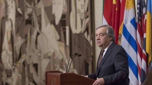 Οι Ροκφέλερ απέσυραν ταπετσαρία με την «Γκέρνικα» από τον ΟΗΕ - Τι συνέβη