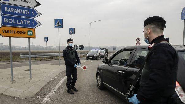 Κορωνοϊός- Ιταλία: 18.916 κρούσματα και 280 θάνατοι σε μια μέρα
