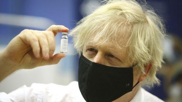Τζόνσον: Μείωση χρόνου που μεσολαβεί μεταξύ των δύο δόσεων εμβολίου λόγω ινδικής μετάλλαξης