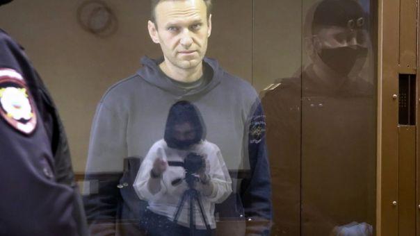 Ρωσία: Συνεχίζει την απεργιά πείνας ο Ναβάλνι - Κινδυνεύει με νεφρική ανεπάρκεια