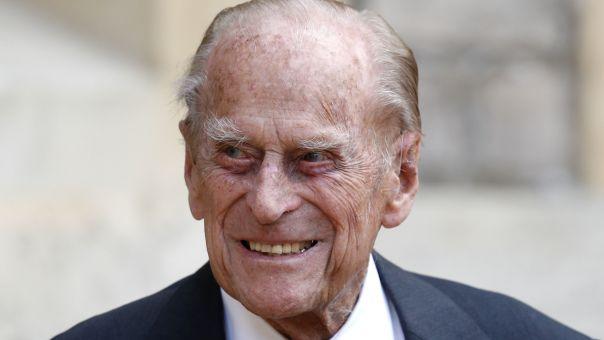 Στις 17 Απριλίου η κηδεία του πρίγκιπα Φίλιππου