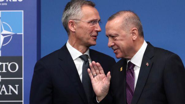 Στόλτενμπεργκ: Διαφορές με την Τουρκία για Ανατολική Μεσόγειο- Ανησυχία για τους S-400