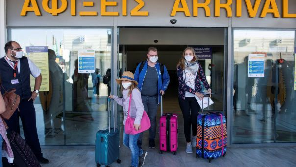 Notam: Παρατείνονται οι περιορισμοί στις πτήσεις εσωτερικού- Οι εξαιρέσεις