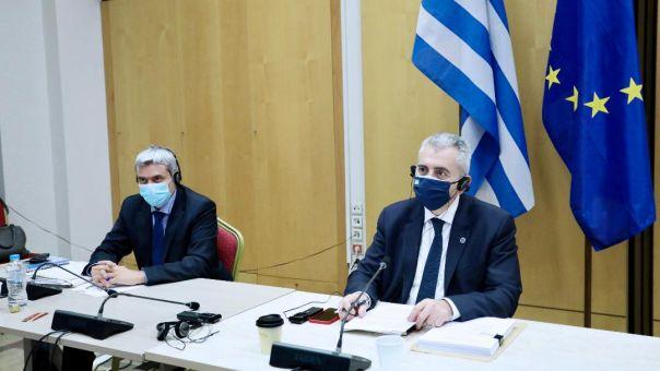 Χαρακόπουλος στη Europol: Μάστιγα για την ανθρωπότητα τα fake news