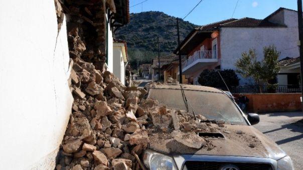 Σεισμός Ελασσόνας: Ζημιές σε χωριά των Τρικάλων -Σύσκεψη Συντονιστικού Οργάνου Πολιτικής Προστασίας