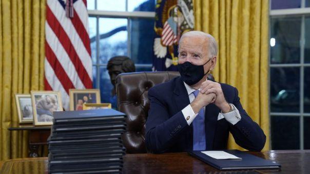 ΗΠΑ: Τηλεφωνική επικοινωνία Μπάιντεν με τον Ουκρανό ομόλογό του, Ζελένσκι
