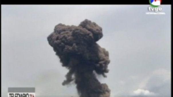 Ισημερινή Γουινέα: Τουλάχιστον 98 νεκροί και 615 τραυματίες από εκρήξεις σε στρατόπεδο