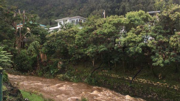 Χαβάη: Σε κατάσταση έκτακτης ανάγκης- Πλημμύρισε λόγω ισχυρών βροχοπτώσεων