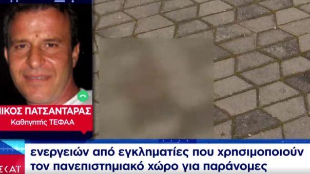 Συγκλονίζει μαρτυρία του καθηγητή ΤΕΦΑΑ: Καταγγέλλει δολοφονική επίθεση εναντίον του