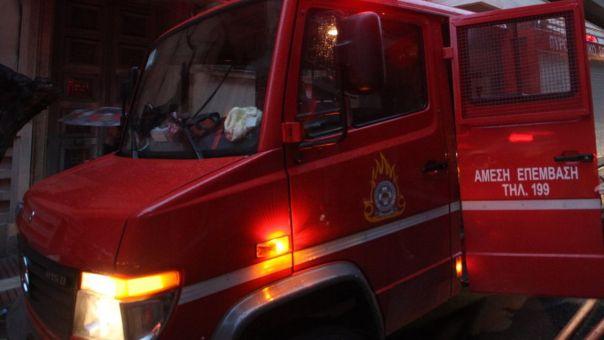 Σέρρες: Νεκρός ηλικιωμένος από πυρκαγιά σε μονοκατοικία
