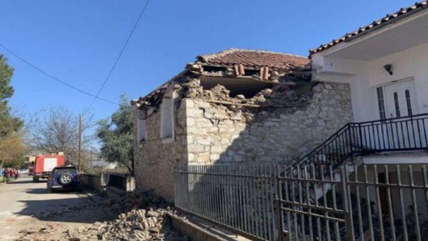 Σε κατάσταση έκτακτης ανάγκης οι δήμοι Τυρνάβου, Φαρκαδόνας και η Δ.Ε. Ποταμιάς