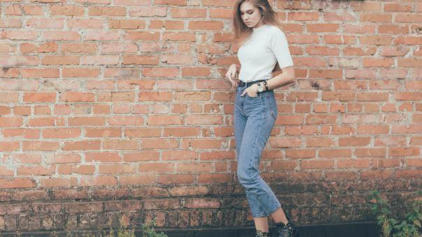 Τέσσερις τρόποι να συνδυάσεις το jeans σου όπως οι Γαλλίδες