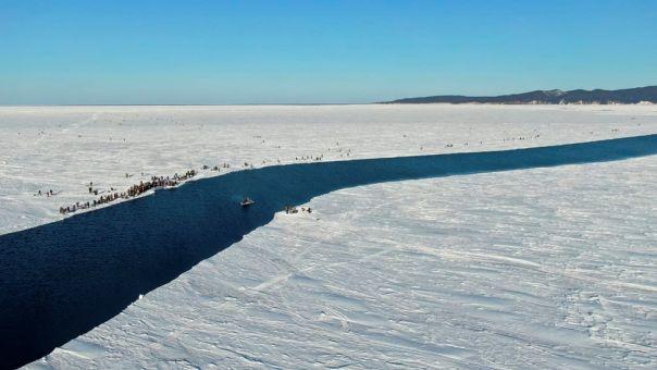 Σιβηρία: Φόβοι για ρύπανση ποταμού μετά από πυρκαγιά σε αγωγό αερίου