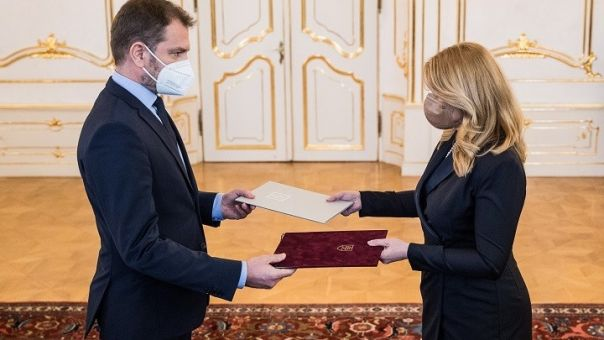 Σλοβακία: Παραιτήθηκε ο πρωθυπουργός Μάτοβιτς- Ποιος έλαβε την εντολή σχηματισμού κυβέρνησης