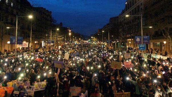 Ημέρα της Γυναίκας: Διαδηλώσεις και πορείες στην Ελλάδα και παγκοσμίως
