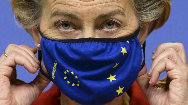 Φον ντερ Λάιεν: Σημαντικά περισσότερα εμβόλια στην ΕΕ από τον Απρίλιο