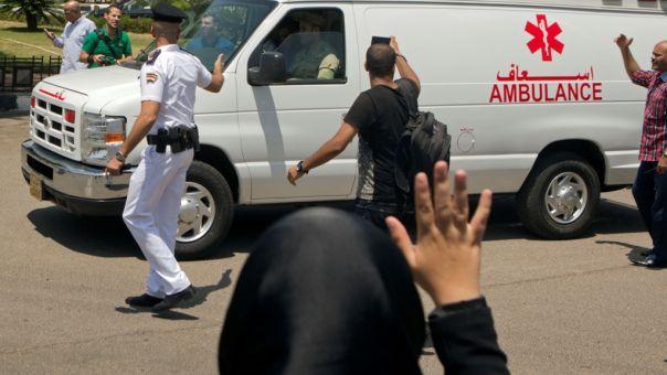 Αίγυπτος: Το Ισλαμικό Κράτος ανέλαβε την ευθύνη για την επίθεση σε τζαμί της Καμπούλ