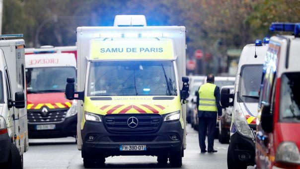 Γαλλία-κορωνοϊός: Συνεχίζεται η ανοδική τάση σε νοσηλευόμενους σε ΜΕΘ