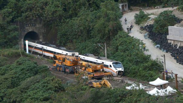 Ταϊβάν: Ελεύθερος με εγγύηση ο ύποπτος για τη σιδηροδρομική τραγωδία