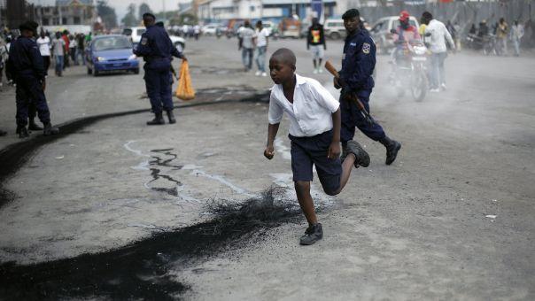 Κονγκό: Τουλάχιστον 10 νεκροί σε διαδηλώσεις κατά της αποστολής του ΟΗΕ