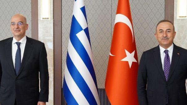 Δένδιας: Η συνάντηση με Τσαβούσογλου ευκαιρία για προετοιμασία συνάντησης Μητσοτάκη – Ερντογάν