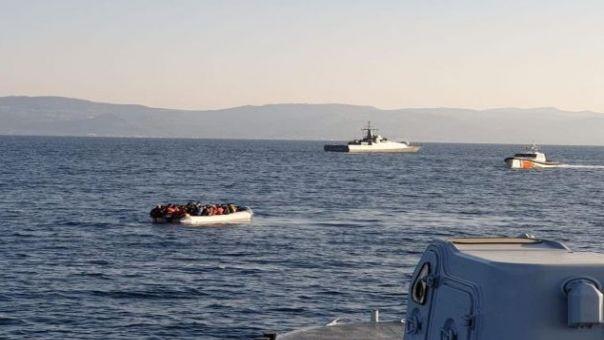 Μυτιλήνη: Σειρά προκλητικών περιστατικών με Τουρκικές Ακταιωρούς - Βίντεο ντοκουμέντο