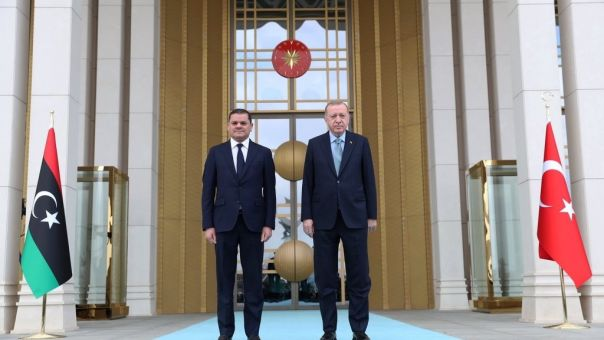 Ερντογάν: Τουρκία και Λιβύη παραμένουν δεσμευμένες στο σύμφωνο