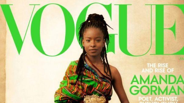 Αμάντα Γκόρμαν: Από την ορκωμοσία Μπάιντεν στο εξώφυλλο της Vogue